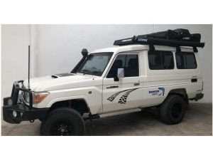 4WD TROOPY ROOFTOP TENT