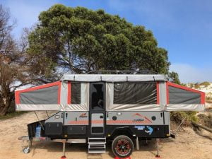 Jayco Swan Outback Sleeps 4 Adults + 4 Children (Perth to Perth hire only)