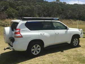 landcruiser hire prado perth